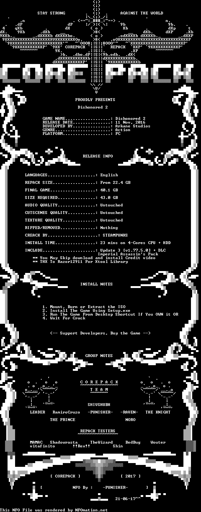 1525129400.Dishonored_2_-_CorePack.nfo.p